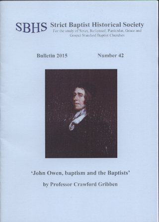John Owen, baptism and the Baptists