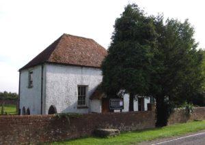 Waddesdon Hill Chapel